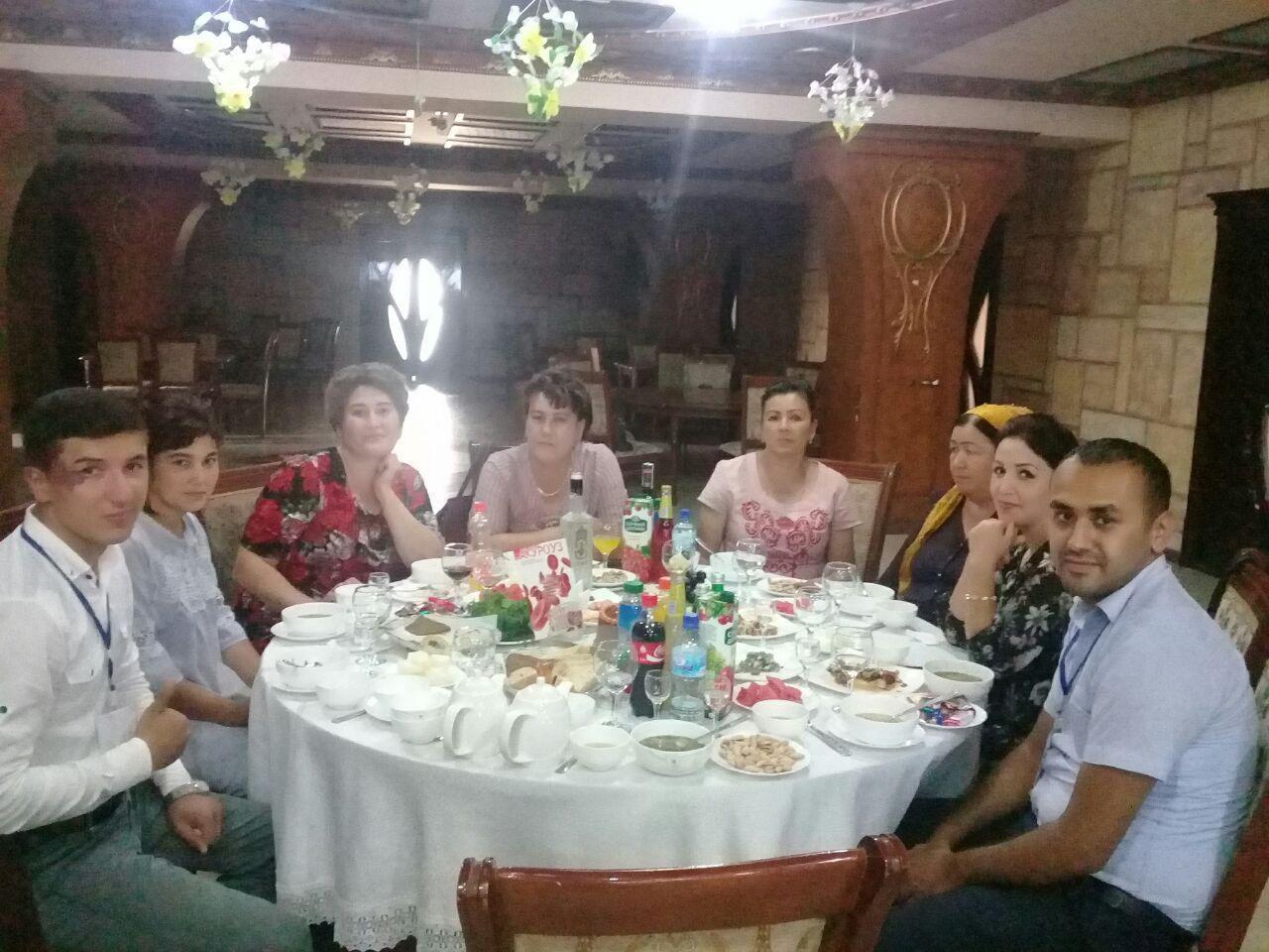 Семинар «железодефицитная анемия» в городе Андижан.